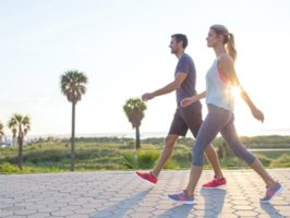 camminare fa bene!