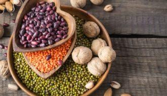 prroteine vegetali e dieta