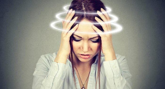 vertigini e dolori cervicali